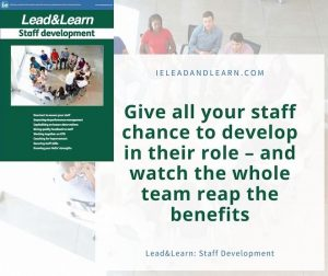 Staff Development CPD Teachers